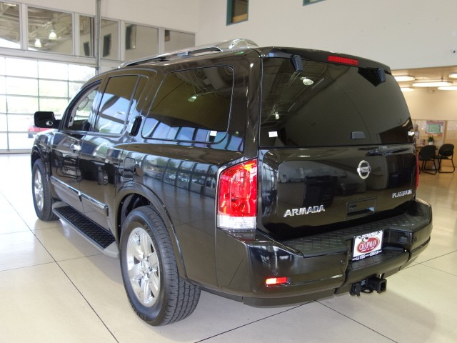 used 2012 nissan armada platinum stock pc2235 chapman las vegas. Black Bedroom Furniture Sets. Home Design Ideas