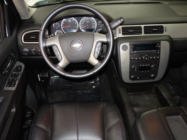 2013 Chevrolet Silverado 1500 LTZ Crew Cab