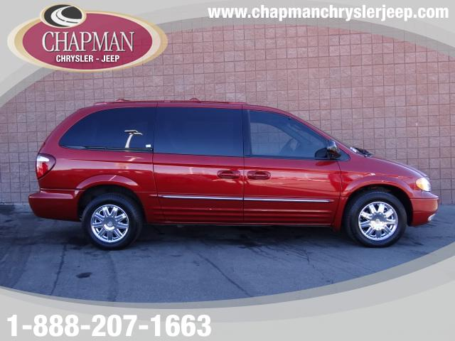 Used Cars in Henderson 2003 Chrysler Town and Country