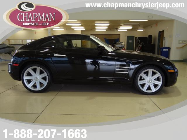 Used Cars in Henderson 2006 Chrysler Crossfire