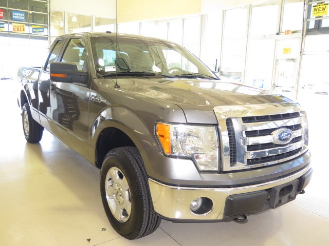 Used 2010 Ford F 150 XLT Extended Cab for sale in Las