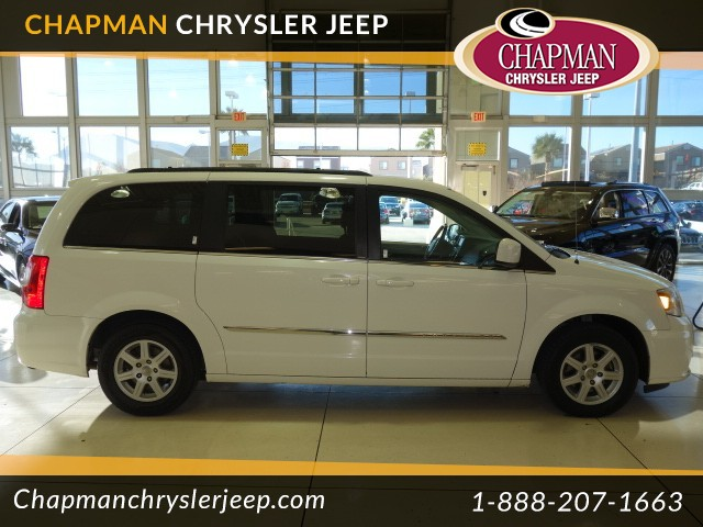 Used Cars in Henderson 2011 Chrysler Town and Country