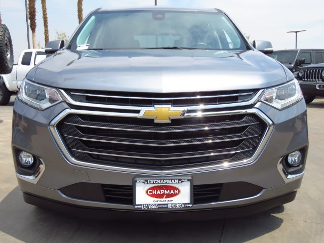 2018 Chevrolet Traverse Premier – Stock #TC1601