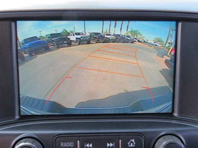 2016 Chevrolet Silverado 1500 LTZ Extended Cab – Stock #TC1658