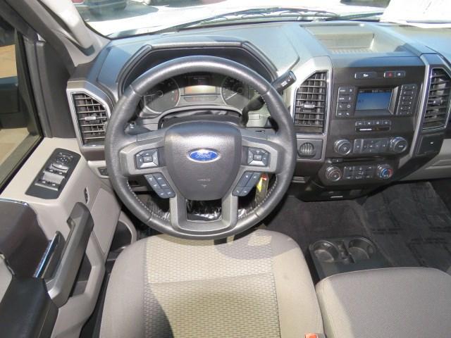 2018 Ford F-150 XLT Crew Cab