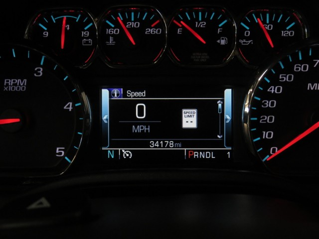 2018 GMC Sierra 2500HD SLT Crew Cab