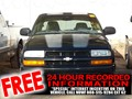 2003 Chevrolet S-10 LS Xtreme Extended Cab
