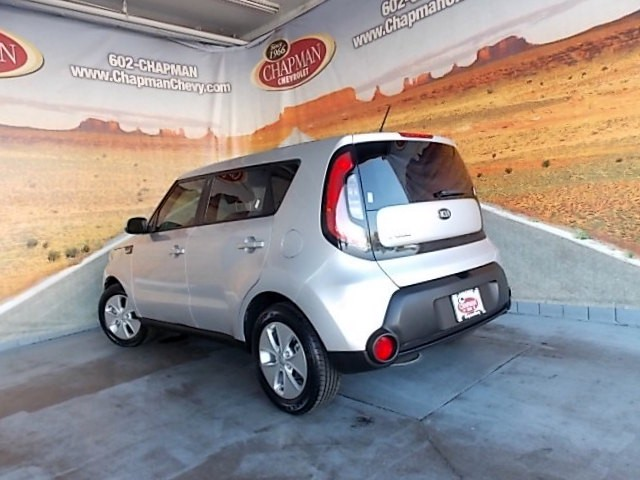 used 2014 kia soul stock 151425a chapman automotive group. Black Bedroom Furniture Sets. Home Design Ideas