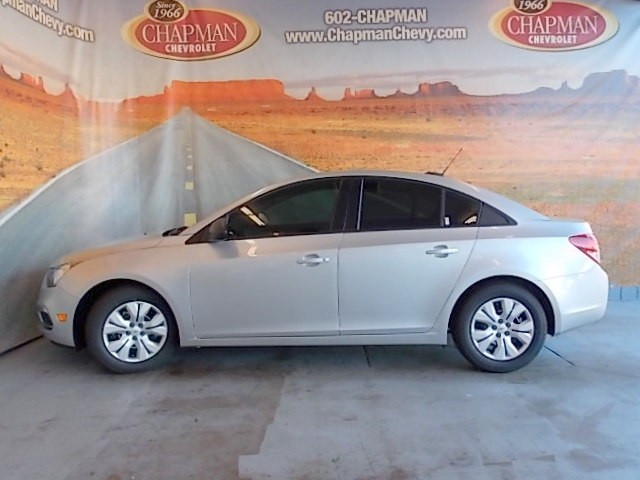 2015 Chevrolet Cruze Ls In Phoenix Arizona Stock