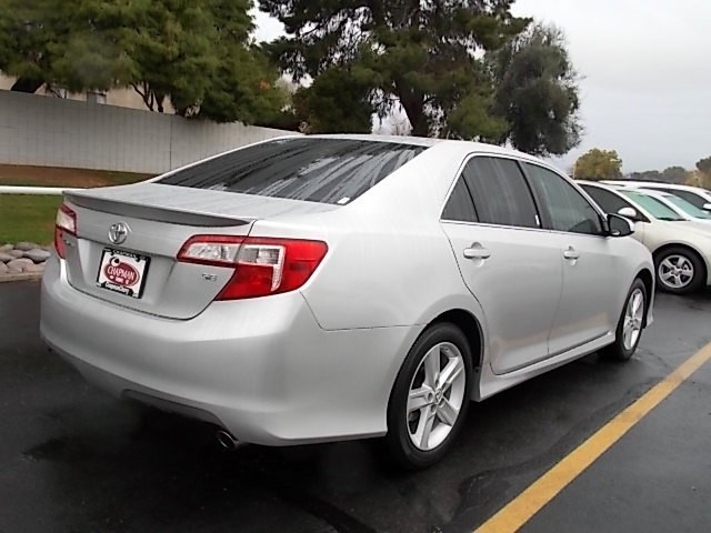 Used 2012 Toyota Camry Se Stock 151768a Chapman