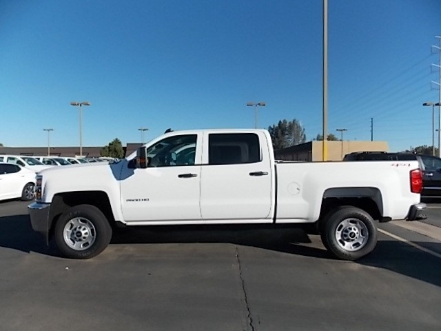 2015 chevrolet silverado 2500hd crew cab work truck 4wd 154244 chapman automotive group. Black Bedroom Furniture Sets. Home Design Ideas