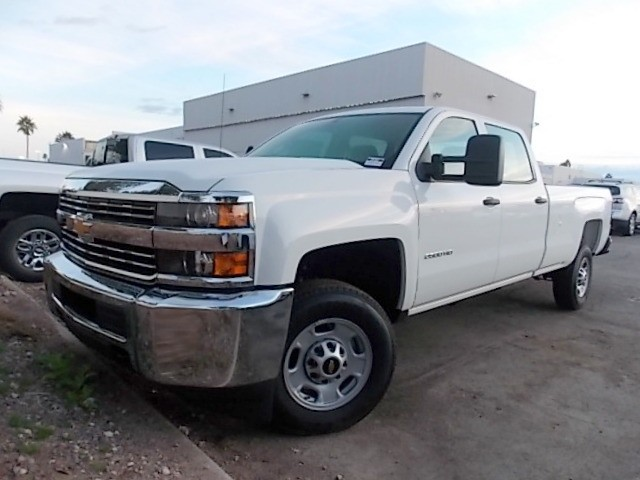 2015 chevrolet silverado 2500hd crew cab work truck in phoenix arizona stock 154353. Black Bedroom Furniture Sets. Home Design Ideas