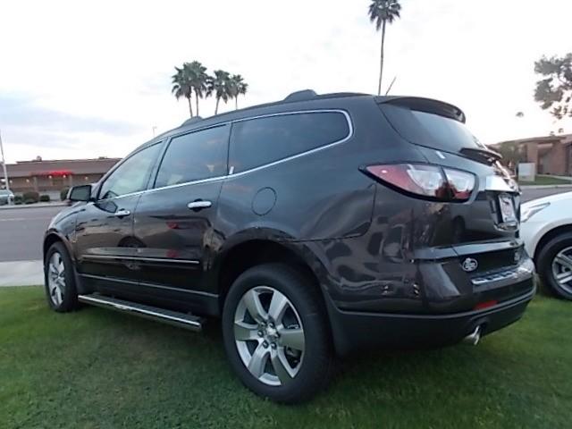 2015 Chevrolet Traverse Ltz In Phoenix Arizona Stock