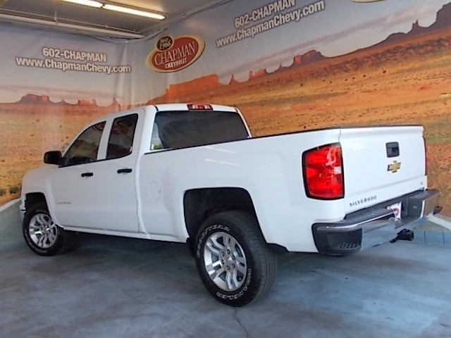 used 2014 chevrolet silverado 1500 lt extended cab phoenix az stock 154713a chapman chevy. Black Bedroom Furniture Sets. Home Design Ideas