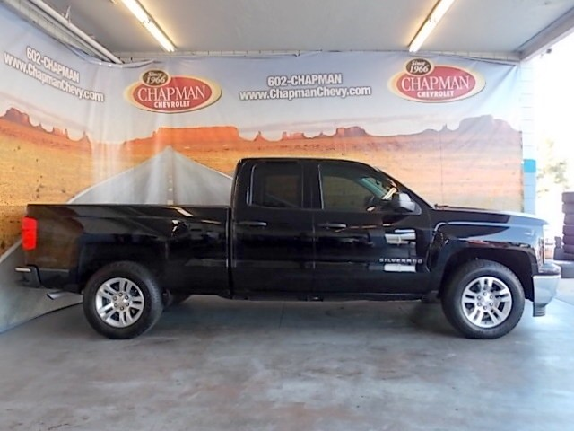 used 2014 chevrolet silverado 1500 lt extended cab phoenix az stock 154902a chapman chevy. Black Bedroom Furniture Sets. Home Design Ideas