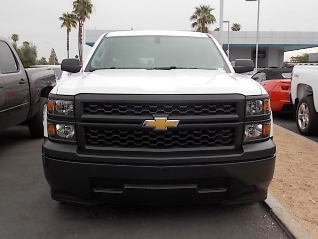 used 2014 chevrolet silverado 1500 work truck extended cab phoenix az stock 155222a. Black Bedroom Furniture Sets. Home Design Ideas