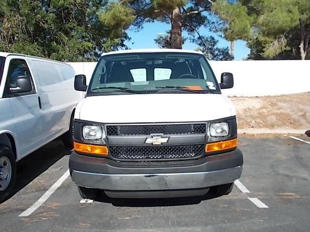 Chapman Chevrolet Tempe >> 2015 Chevrolet Express Cargo Van 2500 in Phoenix, Arizona - Stock #155342 - Chapman Chevy in Tempe