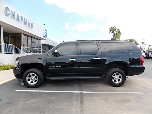 used 2007 chevrolet suburban lt 2500 stock 155372a chapman automotive group. Black Bedroom Furniture Sets. Home Design Ideas