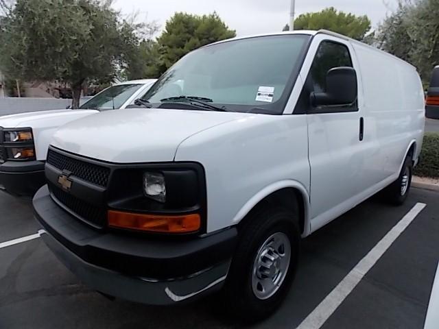 2015 Chevrolet Express Cargo Van 2500 In Phoenix Arizona