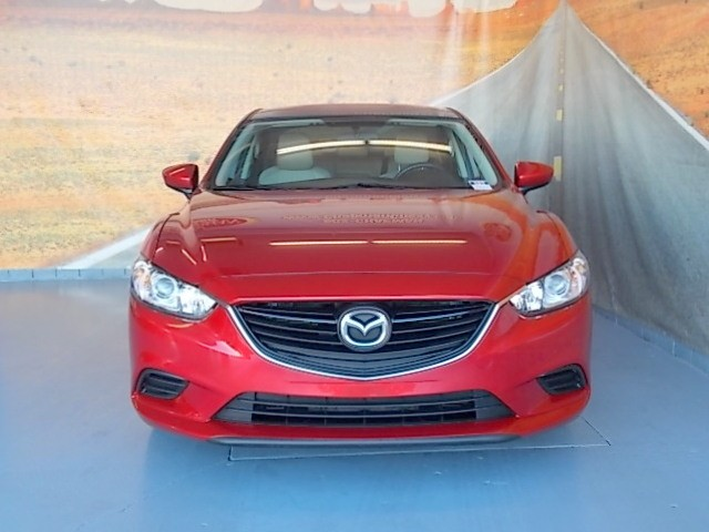 used 2015 mazda mazda6 i sport stock 161027b chapman automotive. Black Bedroom Furniture Sets. Home Design Ideas