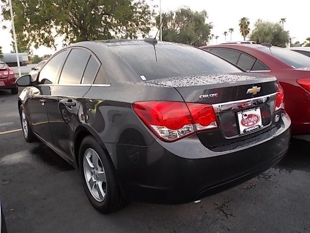 2016 chevrolet cruze limited 1lt phoenix az stock 161105. Black Bedroom Furniture Sets. Home Design Ideas