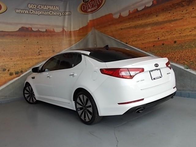 used 2012 kia optima sx turbo stock 161242a chapman. Black Bedroom Furniture Sets. Home Design Ideas