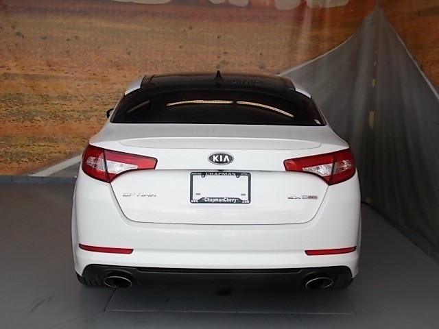 used 2012 kia optima sx turbo stock 161242a chapman automotive group. Black Bedroom Furniture Sets. Home Design Ideas