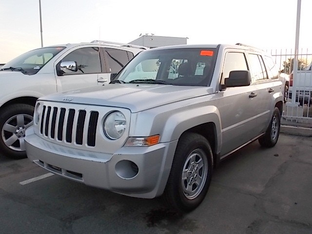 used 2010 jeep patriot sport stock 161385b chapman. Black Bedroom Furniture Sets. Home Design Ideas