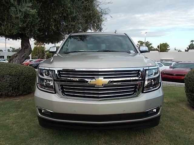 2016 Chevrolet Tahoe Ltz In Phoenix Arizona Stock