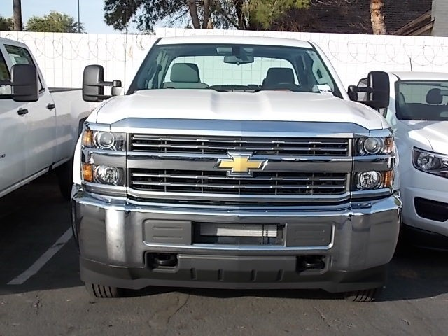 2016 Chevrolet Silverado 2500hd Double Cab Work Truck In