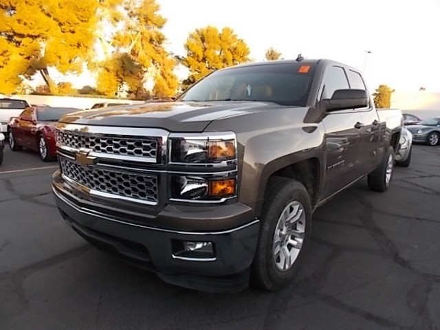 used 2014 chevrolet silverado 1500 lt extended cab phoenix az stock 164334a chapman chevy. Black Bedroom Furniture Sets. Home Design Ideas