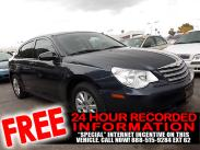 2008 Chrysler Sebring LX Stock#:141166A
