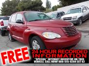 2006 Chrysler PT Cruiser  Stock#:141387B
