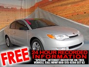 2004 Saturn Ion 3 Stock#:141746A