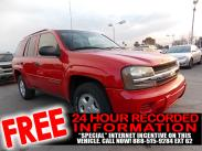 2002 Chevrolet TrailBlazer  Stock#:144762A