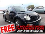 2005 Volkswagen New Beetle GLS 1.8T Stock#:145054B