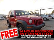 2002 Jeep Liberty Sport Stock#:151131A