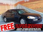 2011 Chevrolet Impala LS Stock#:151605A