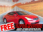 2008 Nissan Altima 2.5 S Stock#:151627A