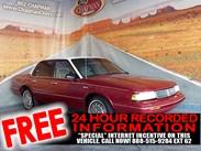 1996 Oldsmobile Ciera SL Stock#:154211B