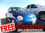 2008 Volkswagen New Beetle SE PZEV Stock#:154507A
