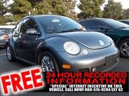 2004 Volkswagen New Beetle Turbo S Stock#:154707A