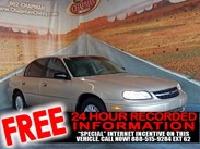 2002 Chevrolet Malibu  Stock#:155400A