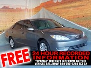2006 Toyota Camry LE Stock#:161086A