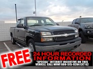 2005 Chevrolet Silverado 1500 LS Extended Cab Stock#:164239A1A
