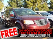 2009 Chrysler Town and Country Touring Stock#:164501B