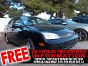 2005 Ford Focus ZX4 ST Stock#:CP56525B