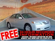 2008 Toyota Camry SE Stock#:CP60515