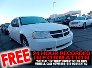 2008 Dodge Avenger SE Stock#:CP61473A