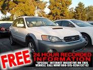 2005 Subaru Outback 2.5 XT Limited Stock#:D6534A